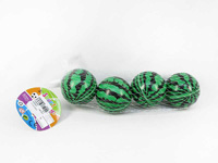 2.5inch Pu Ball(4in1) toys