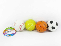 7cm Pu Ball(4in1) toys