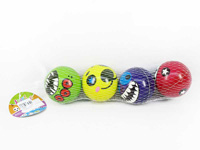 3inch Pu Ball(4in1) toys