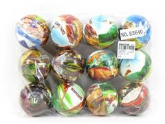 6.3CM PU Ball(12in1)