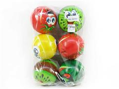 12CM PU Ball(12in1) toys