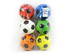 10CM PU Ball(6in1) toys