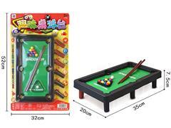 Billiards toys