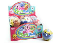 4inch PU Ball(12in1) toys