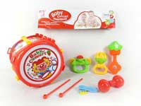 Musical Instrument Set(8pcs)