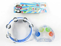 Bell Drum(2in1) toys