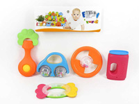 Rock Bell(5in1) toys