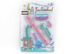Musical Instrument Set(6in1) toys