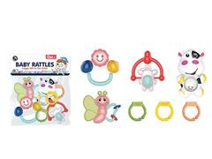 Rock Bell(7in1) toys
