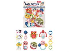 Rock Bell(12in1) toys