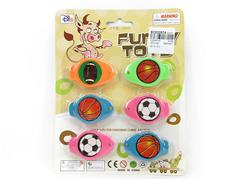 Whistle(6in1) toys