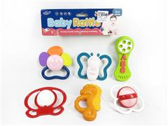 Rock Bell(6in1) toys