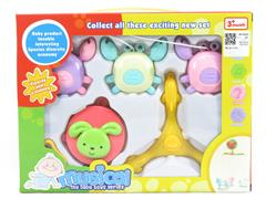 Wind-up Baby Bell W/M toys