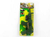 Fire Stone Gun W/Flashlight