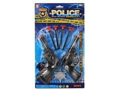 Soft Bullet Gun Set(2in1)