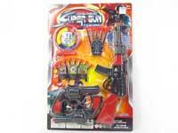 Soft Bullet Gun Set(3in1)