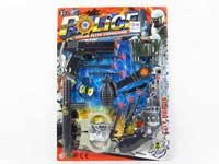 Soft Bullet Gun Set(2in1)