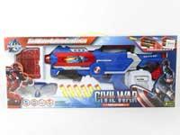 Crystal Bullet Gun Set(2S)