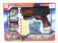 Crystal Bullet Gun Set W/Infrared