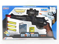 Crystal Bullet Gun Set(2C)