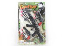 黑色针枪(3只庄)