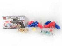 Crystal Bullet Gun Set92C)