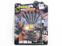 Toys Gun Set W/L(2in1)