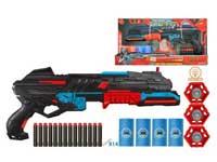 Soft Bullet Gun Set W/L toys
