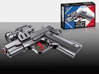 2in1 Crystal Bullet Gun Set