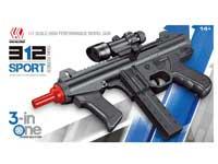 3in1 Crystal Bullet Gun Set