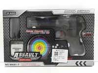 Crystal Bullet Gun Set