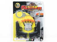 Toys Gun Set(2in1)