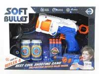 EVA Soft Bullet Gun Set toys