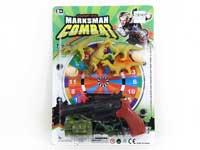 Toys Gun Set & Dinosaur Set