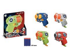 EVA Soft Bullet Gun(4C)