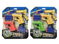 EVA Soft Bullet Gun(2in1)