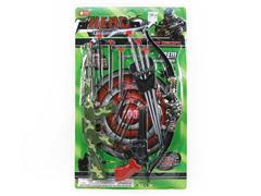 Toys Gun & Bow_Arrow(3in1) toys