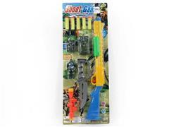 EVA Soft Bullet Gun Set(4C)