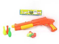 Pingpong Gun Set(2C) toys