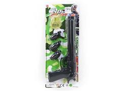 Fire Stone Gun Set toys
