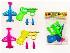 Spring Gun(3C) toys