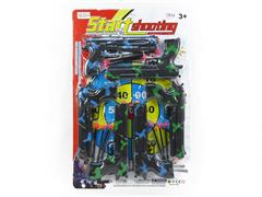 Toys Gun(6in1) toys