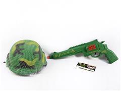 Toy Gun & Cap
