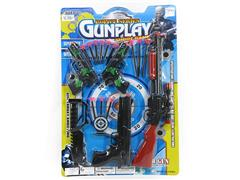 Toys Gun Set(5in1) toys