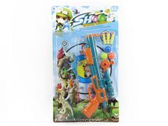 Toy Gun & Dinosaur Set toys