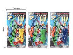Toy Gun & Bow_Arrow(3S4C) toys