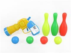 Pingpong Gun Set toys