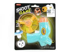 Flying  Dick Gun W/L toys