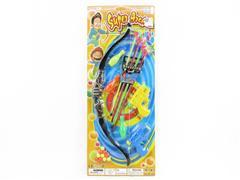 Bow_Arrow & Pingpong Gun toys