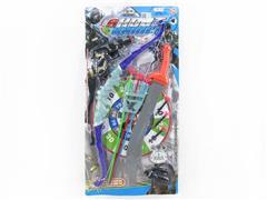 Bow_Arrow Set & Toy Gun toys